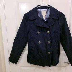 Blue J. Crew Blazer - Blue Casual Jacket